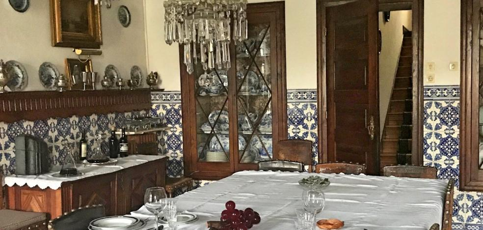 Aquí nació el vino de Oporto