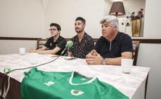 Álex García: «No he mirado la categoría a la hora de firmar»