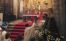 La Virgen de la Soledad sale hoy en procesión