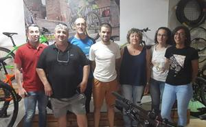 La nueva directiva de la asociación ciclista de Trujillo apuesta por la formación