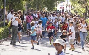 Un intenso programa llena las fiestas del Paseo Alto de Cáceres