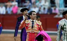 López Chaves, la estocada de la feria