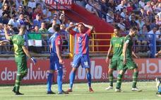 El Extremadura no evade la frustración