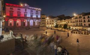 Cáceres celebra los 25 años de unión con el resto de ciudades Patrimonio