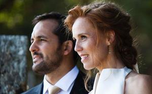La boda de ensueño de María Castro