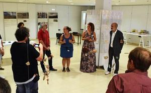 Las 'Piedras del Camino' llegan al Etnográfico de Don Benito