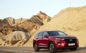 La cuarta generación del Hyundai Santa Fe llega con tecnología inédita