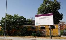 Comienzan las mediciones para la obra del taller de trenes de Badajoz