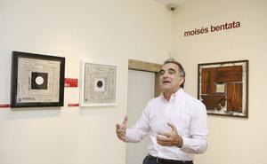 Exposición 'De la luz al secreto' con obras de Castel y Bentata