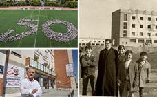El colegio salesiano de Badajoz cumple 50 años