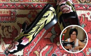 Zapatos trujillanos entre la aristocracia británica