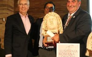 El Museo Romano inicia su semana grande con la entrega del Genio Protector