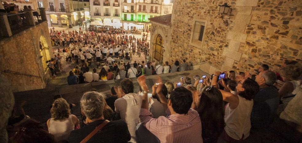 Cáceres celebrará una auténtica noche del patrimonio en noviembre