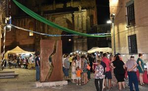 La Noche Abierta de Plasencia atrae a cientos de visitantes