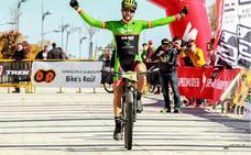 Carreño se alza con el título en el Open de España de Ultramaratón