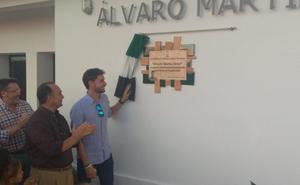 Álvaro Martín ya tiene su pista