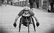 La fotografía 'Maratón' del extremeño Roberto Aguado ilustrará el cupón de la ONCE del 17 de octubre