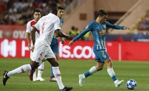 Diego Costa empata en Mónaco