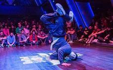 Un centenar de bailarines participará en un festival de danza callejera este fin de semana