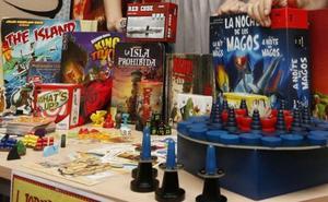 El festival de juegos de mesa de Badajoz crece