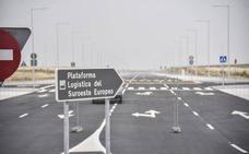 La conexión ferroviaria de la plataforma logística con Mérida y Navalmoral se licitará este año