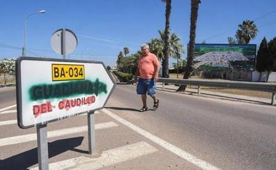El alcalde de Guadiana del Caudillo no descarta una querella por prevaricación contra Gallardo
