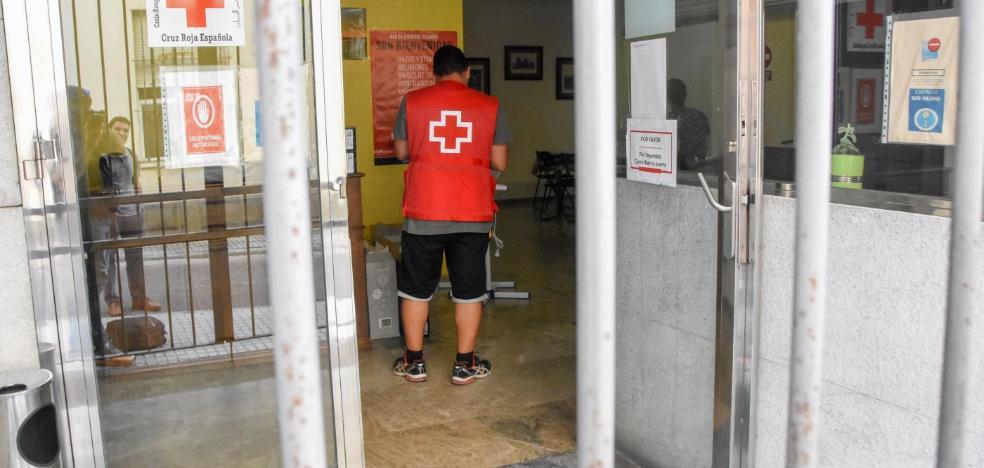 El centro de refugiados de Badajoz amplía su capacidad y pasa de 25 a 40 plazas
