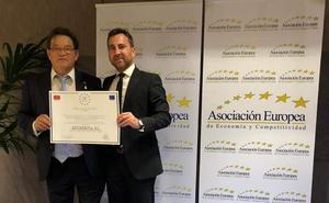 Arteserena recibe la Medalla de Oro al Mérito en el Trabajo