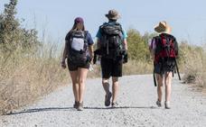 Zafra conmemora el día de la Vía de la Plata con una ruta solidaria