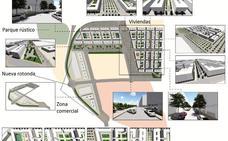 Unas 50 empresas ya se interesan por abrir en el futuro parque del ferial de Cáceres