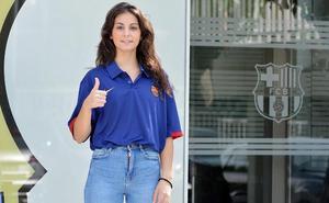 La placentina Mamen Blanco ficha por el Barça de la LF2