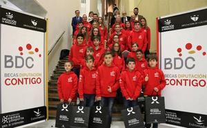 Fin de plazo para optar a las becas 'Diputación Contigo' en 2018