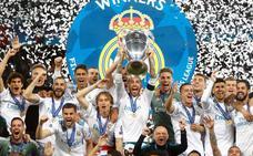 El Madrid desea prolongar el lustro de dominio europeo