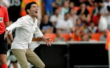 La Champions regresa a Mestalla de la mano de un 'vecchio' conocido