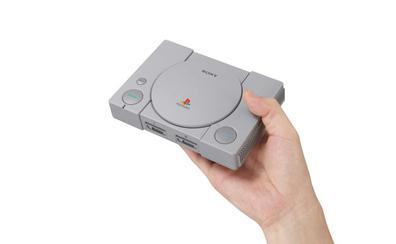 Sony anuncia PlayStation Classic, una versión 'mini' de su icónica consola