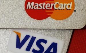 Visa y Mastercard darán 5.350 millones de euros a los comercios de EE UU por pactar sus comisiones
