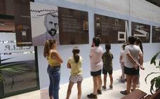 El colegio Maximiliano Macías de Mérida celebra el día del arqueólogo que le da nombre