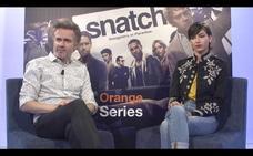 Dos españoles se cuelan en 'Snatch'