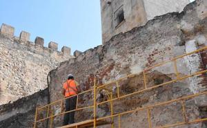 Comienza la obra de restauración de la barbacana y la puerta del Capitel en Badajoz