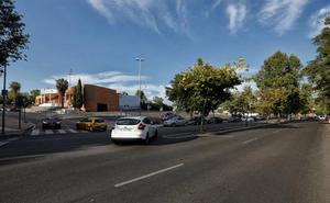 La avenida de la Hispanidad de Cáceres modificará uno de sus polémicos cruces de tráfico