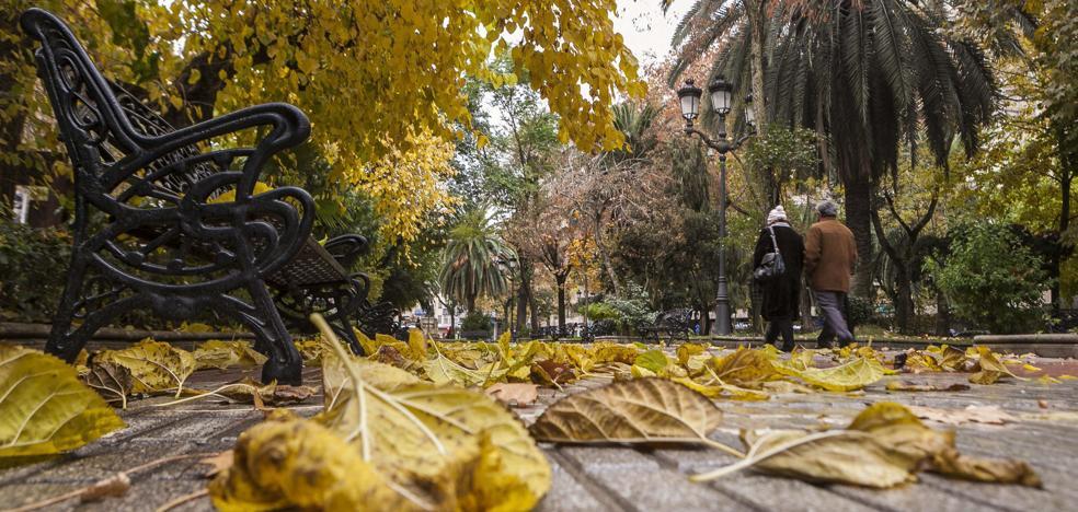 Extremadura vivirá un otoño más cálido de lo normal y con las precipitaciones habituales