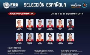 Mondelo descarta a Leonor Rodríguez y María Conde de su equipo definitivo para el Mundial