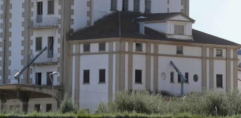 El silo de Mérida, en peligro