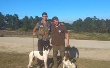 Mora y Tiburcio, al Mundial de San Huberto y Perros de Muestra