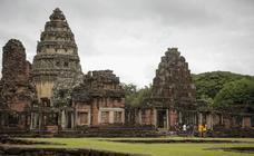 Parque Histórico Phimai en Nakhon Ratchasima