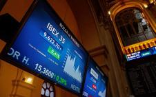 El Ibex-35 acaricia la mejor racha desde el 2009
