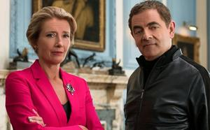 'Johnny English: De nuevo en acción', 'Ana y Bruno' y 'Diana', ya en cines