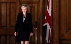 May pide a la UE «respeto» y nuevas propuestas para el 'brexit'
