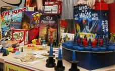 Los juegos de mesa toman la calle en Badajoz