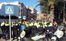 Los 153 aspirantes a policía local de Almendralejo tendrán el primer examen el día 8